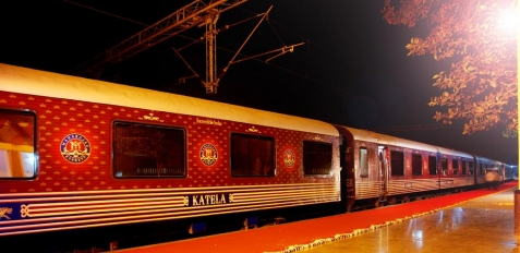 Maharaja express the indian panorama