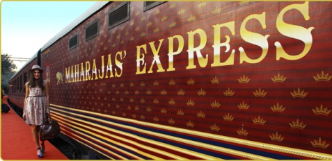 Maharaja\'s express heritage of india