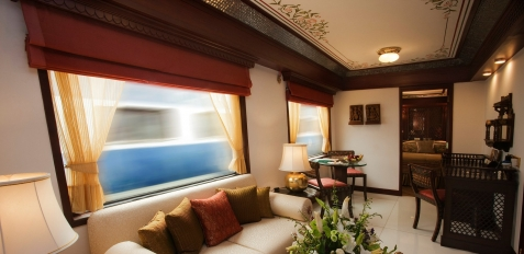 Maharaja express the treasure of india